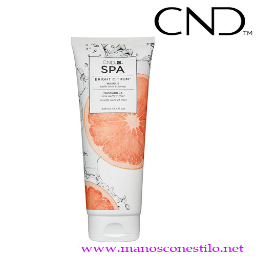 BRIGHT CITRON MASCARILLA