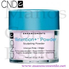 RETENTION CND INTENSE PINK 22g