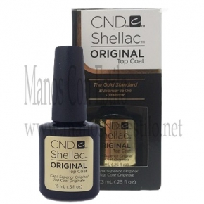 TOP COAT 15 ml ORIGINAL