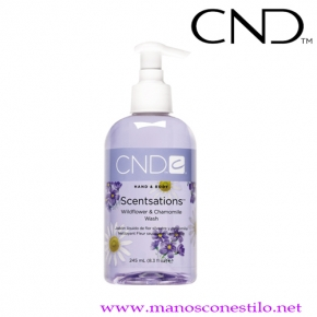 CND FLORES SILVESTRES & CAMOMILA 245ml