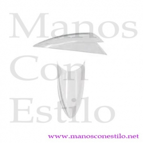 TIPS TRANSPARENTES STILETTO