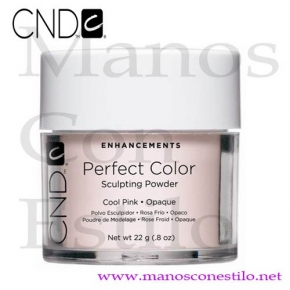 PERFECT COLOR CND COOL PINK 104g