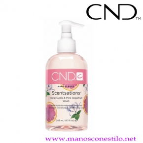 CND MADRESELVA & POMELO ROSA  245ml