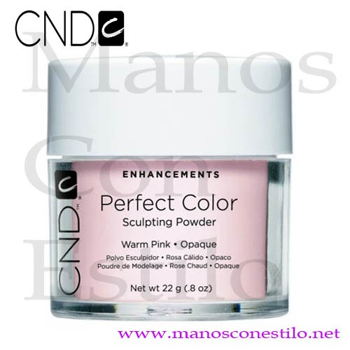 PERFECT COLOR WARM PINK 104g