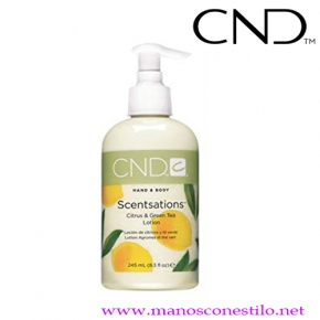 CND CITRICOS & TÉ VERDE 245ml