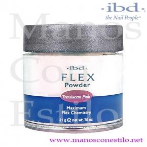 FLEX TRASLUCENT PINK IBD