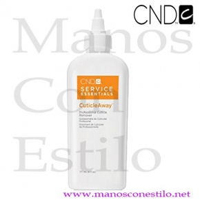 CUTICLE AWAY CND 177ml