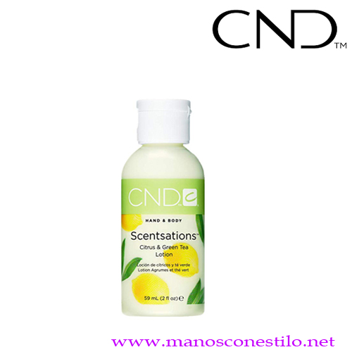 CND CITRICOS & TÉ VERDE 59ml