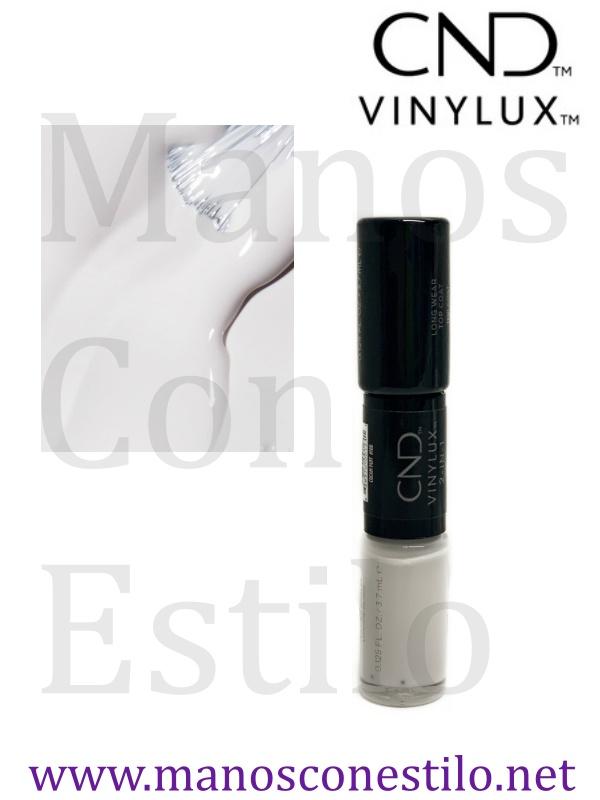 VINYLUX CREAM PUFF 2en1