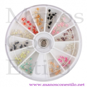 5 PIERCING MINI ARO COLOR