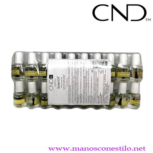 SOLAROIL 3.7ml 5 Unidades
