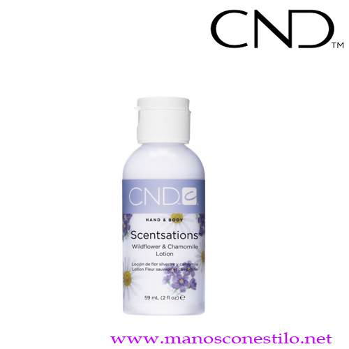 CND FLORES SILVESTRES & CAMOMILA 59ml