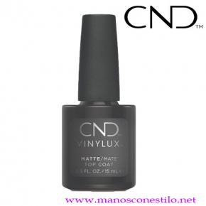 VINYLUX TOP COAT MATE
