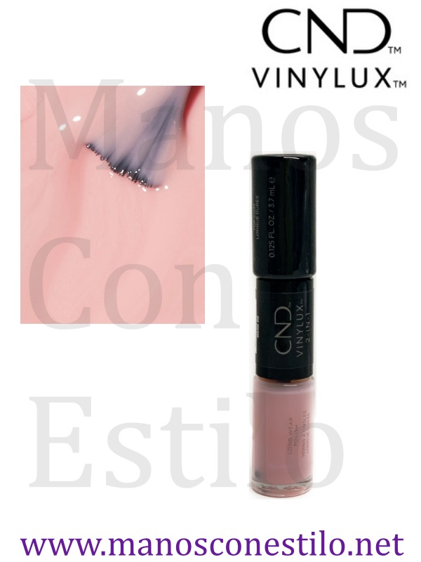 VINYLUX NEGLIGEE 2en1