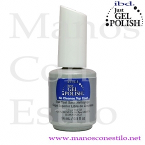 TOP COAT NO CLEANSE IBD