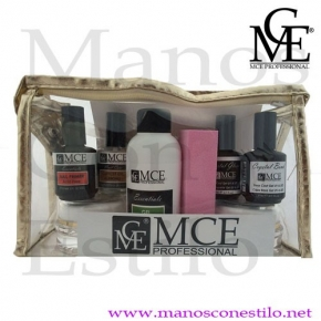 PACK GEL UV MCE
